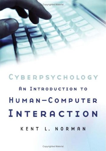 9780521867382: Cyberpsychology Hardback: An Introduction to Human-computer Interaction