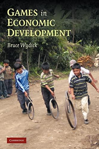 9780521867580: Games in Economic Development Hardback: 0
