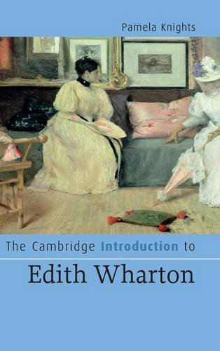 9780521867658: The Cambridge Introduction to Edith Wharton