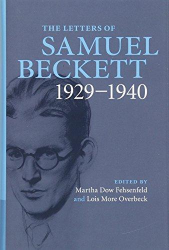 9780521867931: The Letters of Samuel Beckett: Volume 1, 1929-1940