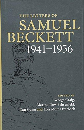 9780521867948: The Letters of Samuel Beckett: Volume 2, 1941-1956
