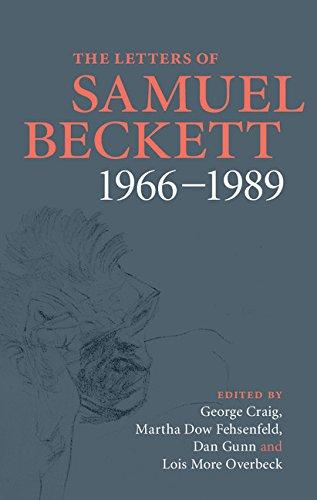 9780521867962: The Letters of Samuel Beckett: Volume 4, 1966-1989