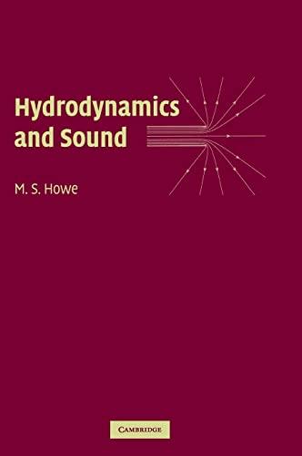 9780521868624: Hydrodynamics and Sound