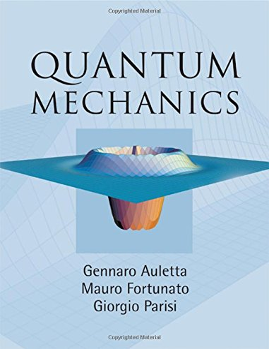 9780521869638: Quantum Mechanics Hardback