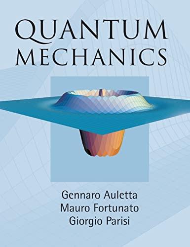 9780521869638: Quantum Mechanics