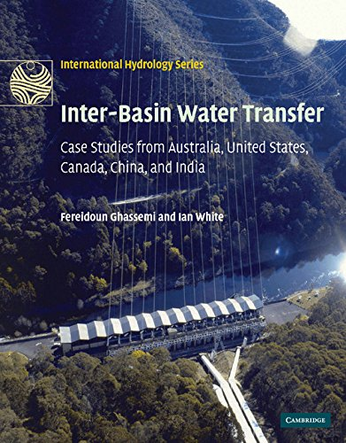 9780521869690: Inter-Basin Water Transfer: Case Studies from Australia, United States, Canada, China and India (International Hydrology Series)