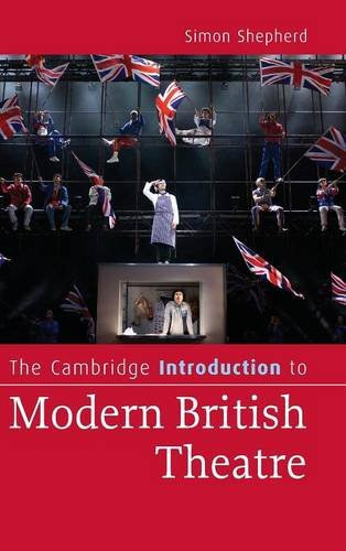 9780521869867: The Cambridge Introduction to Modern British Theatre (Cambridge Introductions to Literature)