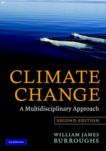 9780521870153: Climate Change: A Multidisciplinary Approach