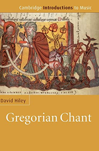 9780521870207: Gregorian Chant (Cambridge Introductions to Music)