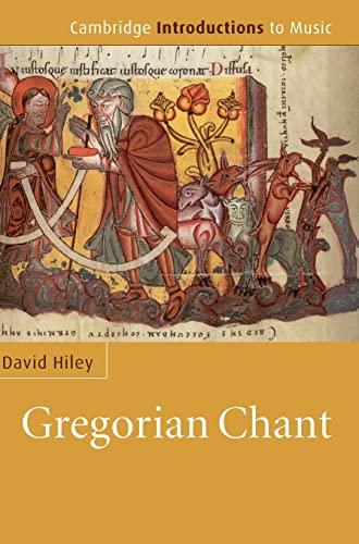 9780521870207: Gregorian Chant