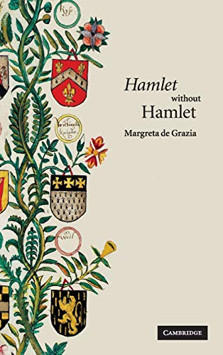 9780521870252: 'Hamlet' without Hamlet
