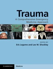 9780521870573: Trauma: A Comprehensive Emergency Medicine Approach