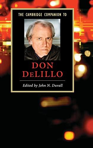 9780521870658: The Cambridge Companion to Don DeLillo Hardback (Cambridge Companions to Literature)