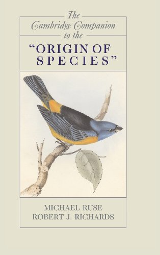9780521870795: The Cambridge Companion to the 'Origin of Species' (Cambridge Companions to Philosophy)