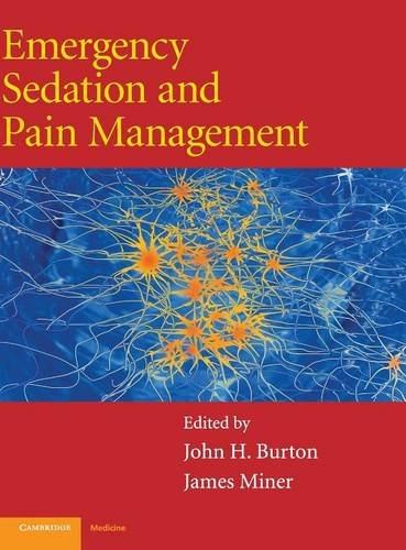 9780521870863: Emergency Sedation and Pain Management
