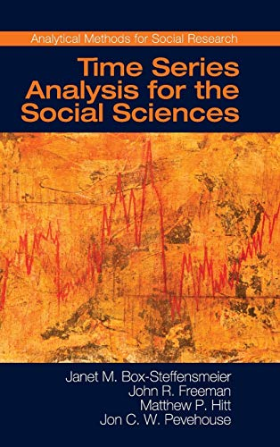 9780521871167: Time Series Analysis for the Social Sciences (Analytical Methods for Social Research)
