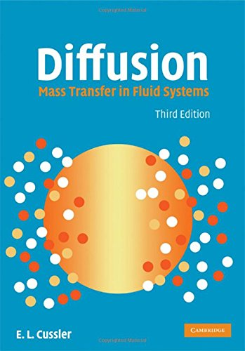9780521871211: Diffusion 3rd Edition Hardback: Mass Transfer in Fluid Systems (Cambridge Series in Chemical Engineering)