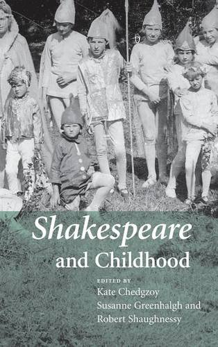 9780521871259: Shakespeare and Childhood