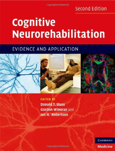 9780521871334: Cognitive Neurorehabilitation: Evidence and Application