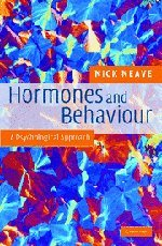 9780521871457: Hormones and Behaviour: A Psychological Approach