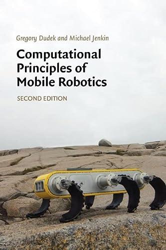 9780521871570: Computational Principles of Mobile Robotics 2nd Edition Hardback