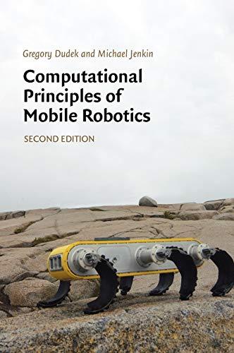 9780521871570: Computational Principles of Mobile Robotics