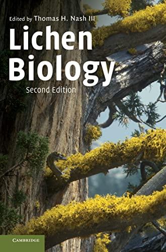 9780521871624: Lichen Biology