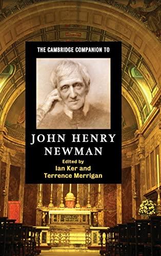 9780521871860: The Cambridge Companion to John Henry Newman (Cambridge Companions to Religion)