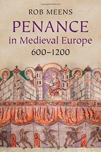 9780521872126: Penance in Medieval Europe, 600-1200