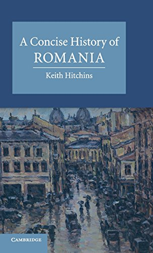9780521872386: A Concise History of Romania (Cambridge Concise Histories)