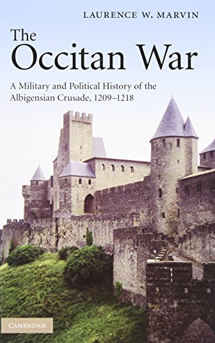 9780521872409: The Occitan War: A Military and Political History of the Albigensian Crusade, 1209-1218