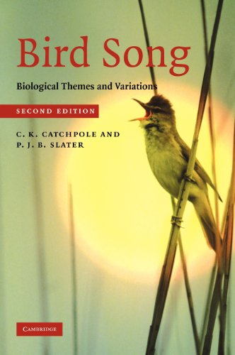 9780521872423: Bird Song: Biological Themes and Variations