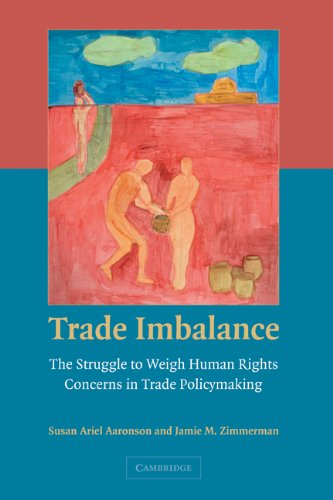 9780521872560: Trade Imbalance: The Struggle to Weigh Human Rights Concerns in Trade Policymaking
