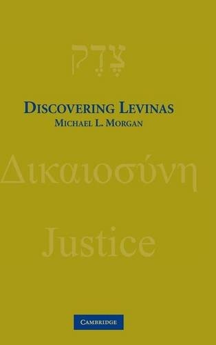 9780521872591: Discovering Levinas Hardback