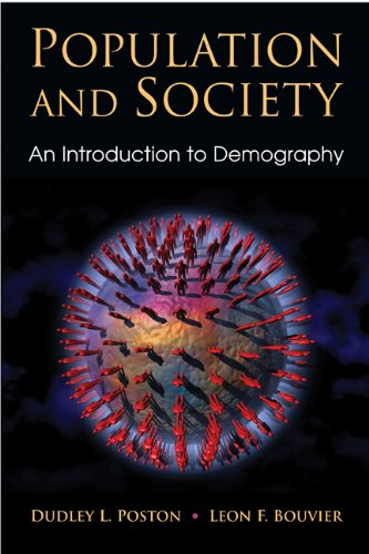 9780521872874: Population and Society: An Introduction to Demography
