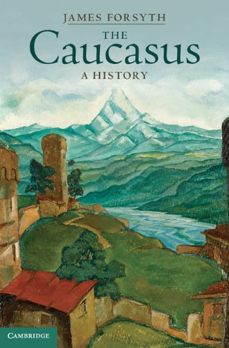9780521872959: The Caucasus: A History