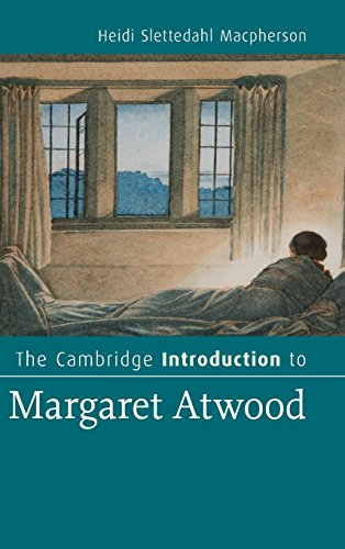 9780521872980: The Cambridge Introduction to Margaret Atwood (Cambridge Introductions to Literature)