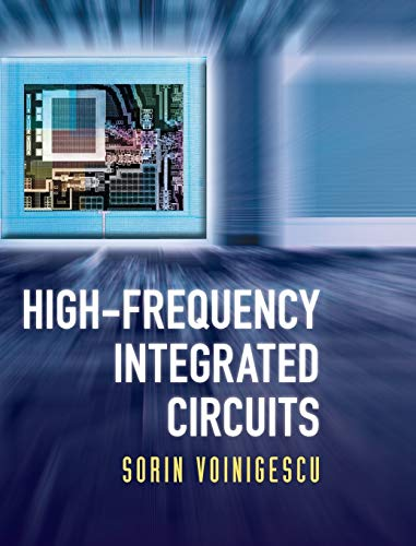 9780521873024: High-Frequency Integrated Circuits (The Cambridge RF and Microwave Engineering Series)