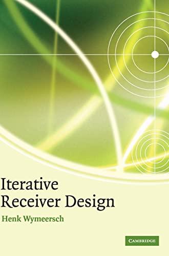 9780521873154: Iterative Receiver Design