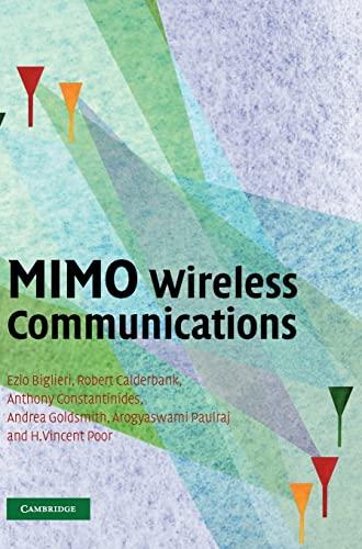 9780521873284: MIMO Wireless Communications