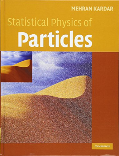 9780521873420: Statistical Physics of Particles