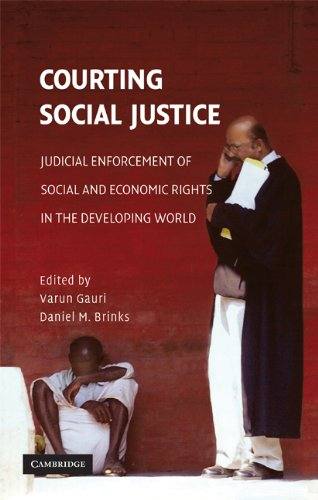 9780521873765: Courting Social Justice: Judicial Enforcement of Social and Economic Rights in the Developing World