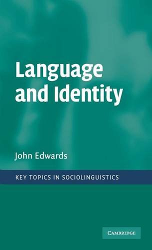 9780521873819: Language and Identity Hardback (Key Topics in Sociolinguistics)