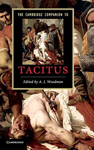 9780521874601: The Cambridge Companion to Tacitus (Cambridge Companions to Literature)