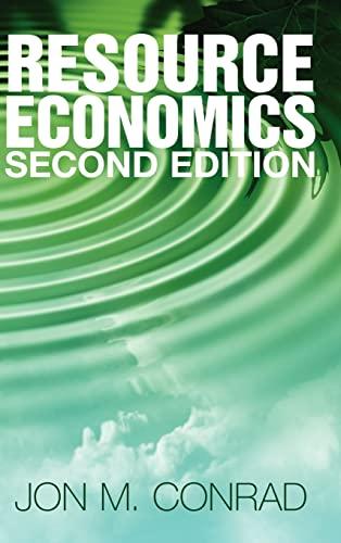 9780521874953: Resource Economics