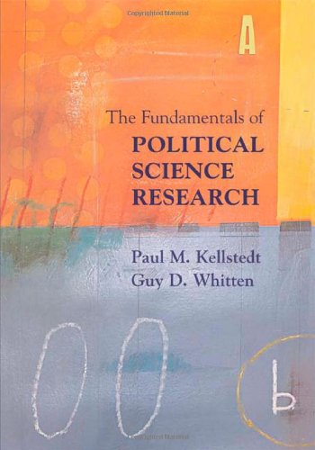 9780521875172: The Fundamentals of Political Science Research Hardback