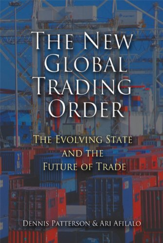 9780521875189: The New Global Trading Order: The Evolving State and the Future of Trade