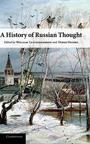 9780521875219: A History of Russian Thought