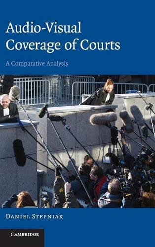 9780521875271: Audio-visual Coverage of Courts: A Comparative Analysis