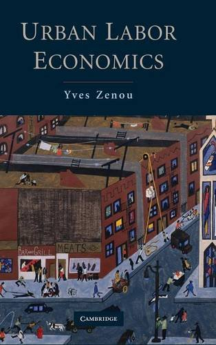 9780521875387: Urban Labor Economics